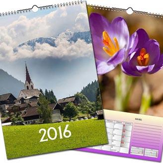 Försäsongsrabatt på fotokalender och julkort