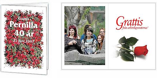 snygga grattiskort Grattiskort   utforma och ladda hem gratis grattiskort här! snygga grattiskort
